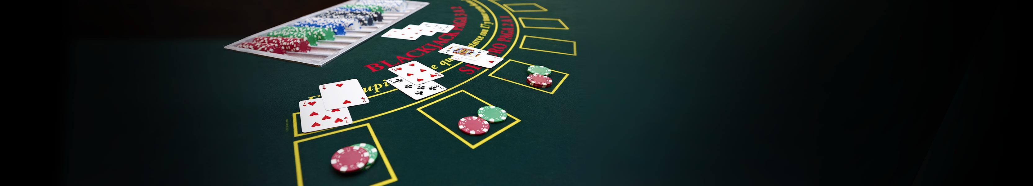 Pravidla kasinové hry blackjack